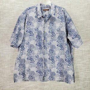 Tori Richard Good Reef! Cotton Lawn Shirt 3XL